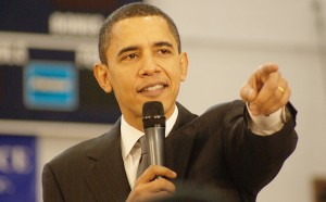 President Barack Obama- Ebloa- Ron Klain- Anthony Brown- Upper Marlboro, MD