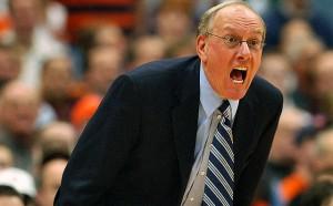 Syracuse University-Jim Boeheim-Mike Lang-Bobby Davis-Bernie Fine