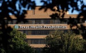 Ebola- Texas Health Presbytarian- Thomas Eric Duncan-CDD
