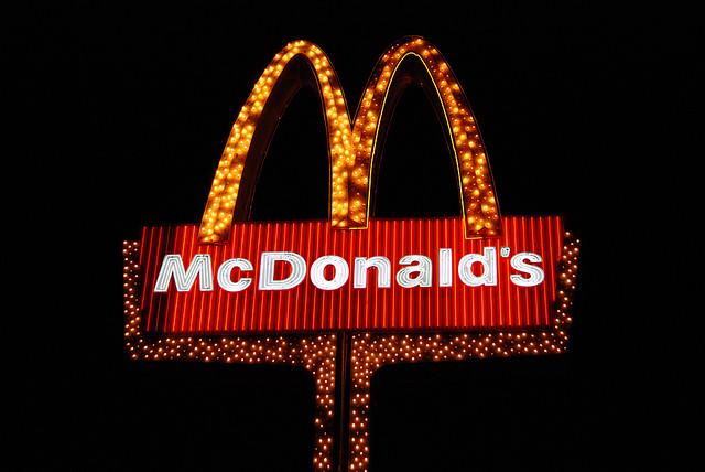 McDonald's- McRib- fast food- pink slime