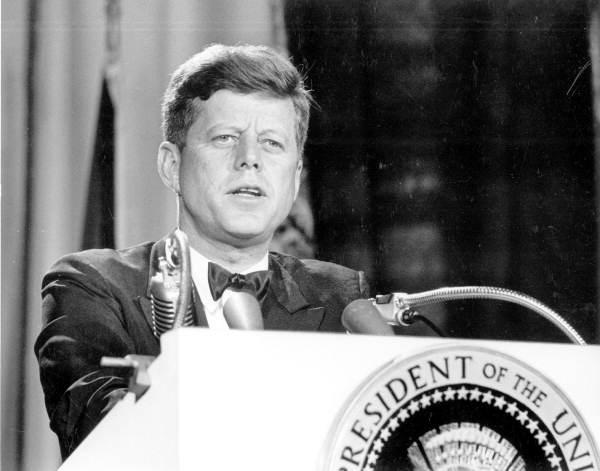 JFK-John F. Kennedy-Lee Harvey Oswald-November 22, 1963-Assassination