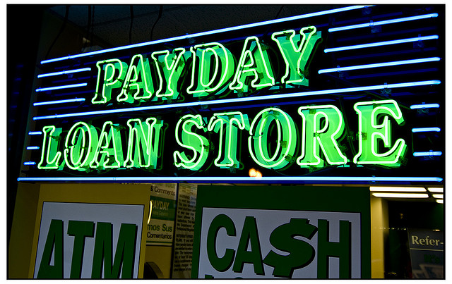 Federal Trade Commission-payday lending companies