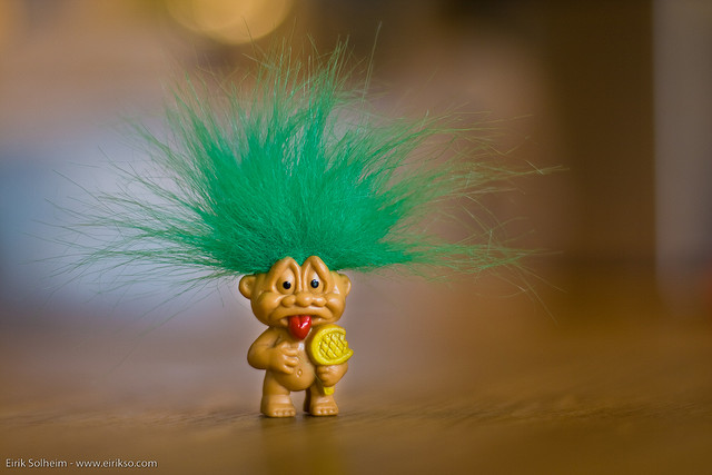 Internet troll-cyberstalking-online harassment