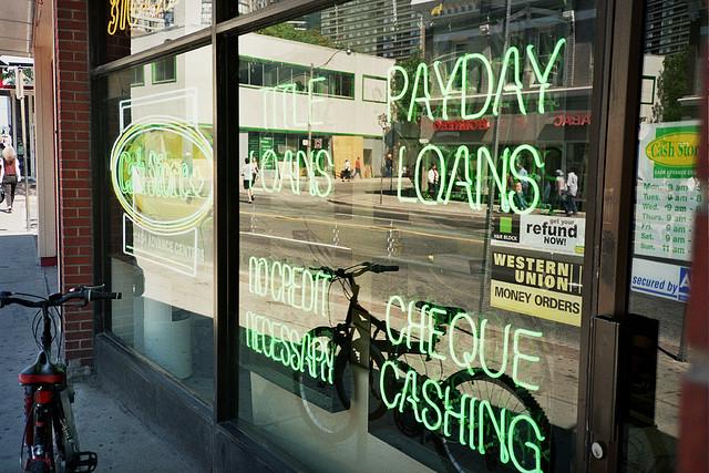 payday loans-predatory lending